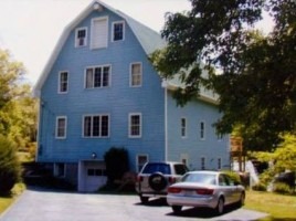 View of Grist Mill 2004 Renovation