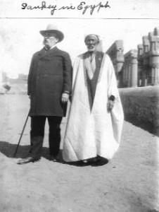Sankey in Egypt