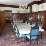 photo of dining room