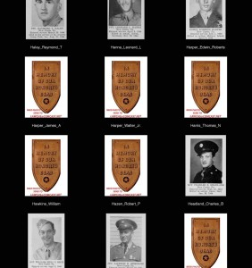 WWII  Role of Honor Page 2 (G-Ho)