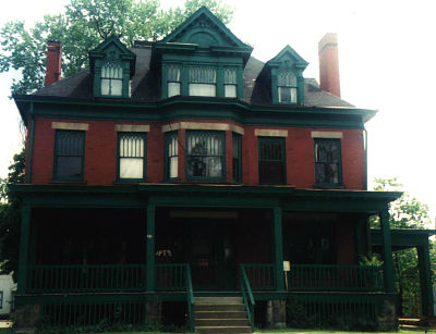 photo of current day Howe-Craig House