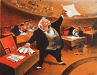 William Gropper visits Youngstown, Ohio
