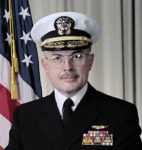 Master of Supply – Rear Admiral Eckelberger