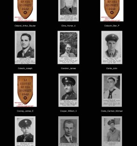 WWII -Role of Honor Page 6 (A-C)