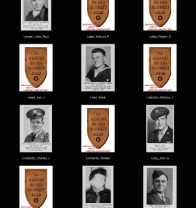 WWII  Role of Honor Page 1 (La-McC)
