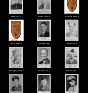 WWII  Role of Honor Page 3 (La-McC)