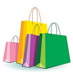 photo of shopping bags