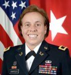 Brigadier General Marilyn Chiafullo Making History