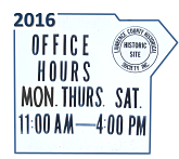 2016 office hours sign