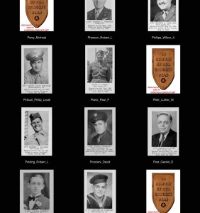 WWII  Role of Honor Page 3 (Olo-Pri)