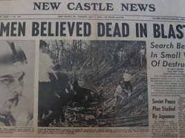 American Cyanamid Explosion