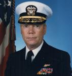 Rear Admiral Robert Shumaker