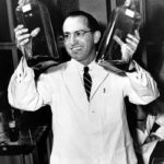 photo of Jonas Salk