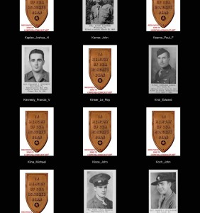 WWII  Role of Honor Page 3 (Hor-Ku)