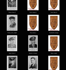 WWII -Role of Honor Page 4 (D-G)