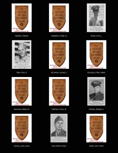 wwii role of honor Names D-G