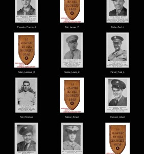 WWII -Role of Honor Page 3 (D-G)