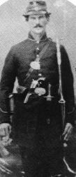 Photo of Private Jacob Fox