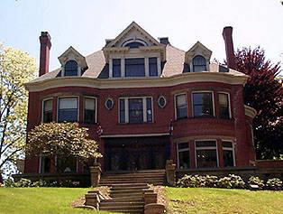 george johnson house