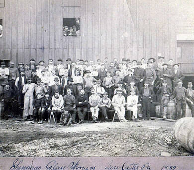 Shenango Glass Workers