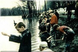 Fishing at Cascade Park 1950s