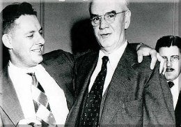 Martin Kovach and Phil Murray