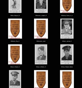 WWII  Role of Honor Page 2 (Tru-Zar)