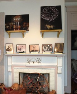 fireworks room