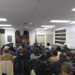attendees at february 2020 african storytelling event