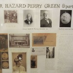 photo board of Oliver Hazard Perry War 1812