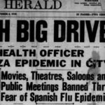 Read more about the article Sound Familiar? Influenza Epidemic 1918