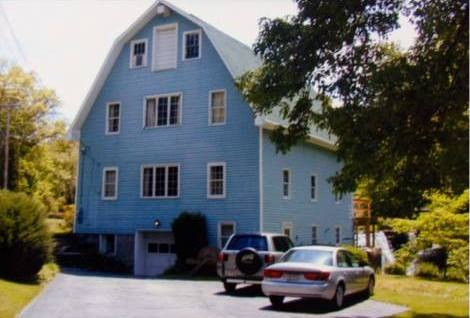 First Grist Mill in Hickory Township