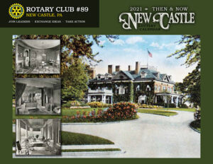 2021 new castle calendar called then and now