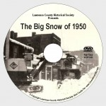 photo of the big snow dvd