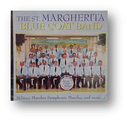Blue Coat Band CD cover