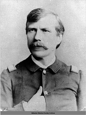 photo of Major Samuel Hawkins Marshall Byers