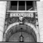 New Castle's Carnegie Library?
