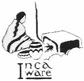 photo of incaware back stamp