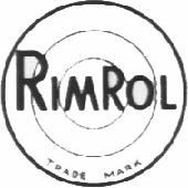 photo of rimrol back stamp