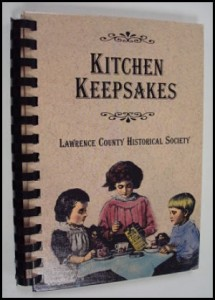 book cover to cook book