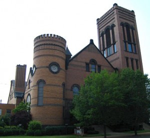 photo of First Presbyterian Church