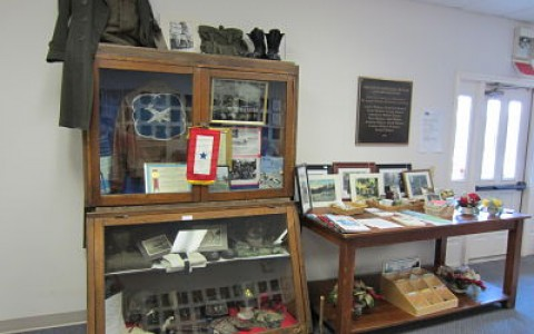 LCHS GiftShop Display1