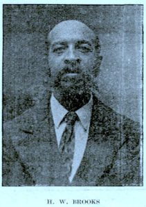 photo of henry williamson brooks