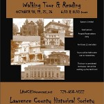 Haunted History Walking Tour & Reading