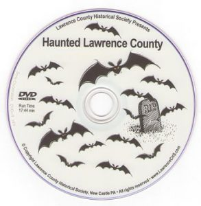 photo of face of haunted lawrence dvd
