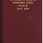 book cover history of neshannock presbyterian church volume II 1924 to 1999