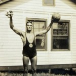 """Horse"" Gillium – Giant of a man: From Beaver Five to NY Celtics"