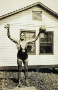 """Read more about the article """"Horse"""" Gillium – Giant of a man: From Beaver Five to NY Celtics"""