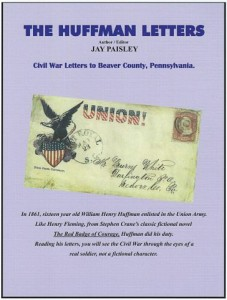 book cover of Huffman Letters by Jay Paisley