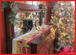 mistletoe magic holiday decorations